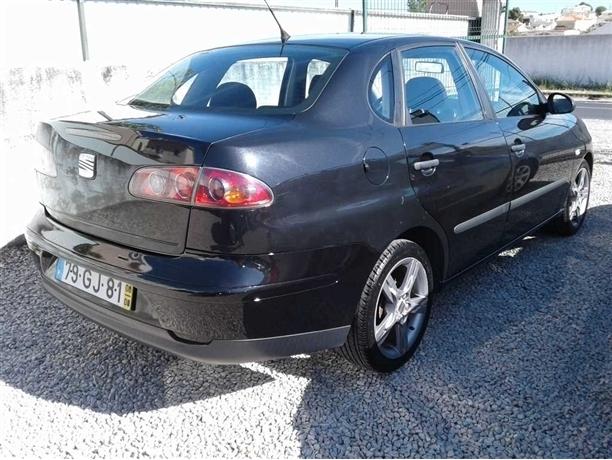 Seat Cordoba 1.4 TDi Sport (80cv) (4p)