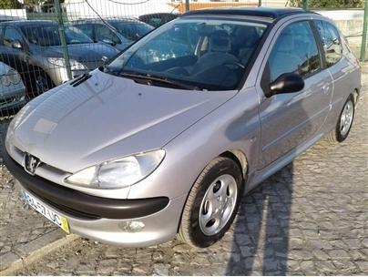 Peugeot 206 1.1 XT (60cv) (3p)