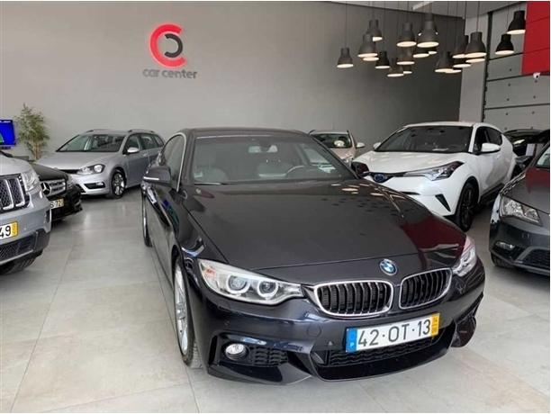 BMW Série 4  Grand Coupé PACK M