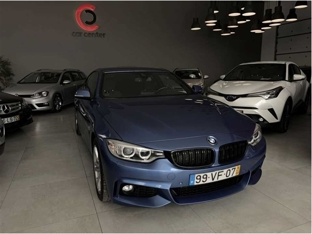 BMW Série 4  Coupe Pack M X DRIVE