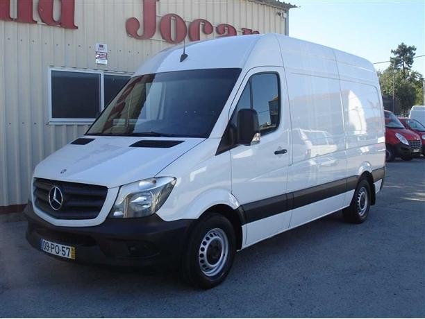Mercedes-Benz Sprinter 313 CDI/43 TA (129cv) (5p)