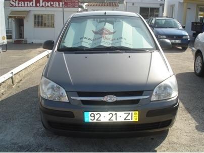 Hyundai Getz 1.5 CRDi Euro 2004 (82cv) (5p)