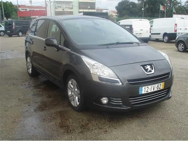 Peugeot 5008 1.6 HDi Sport (112cv) (5p)