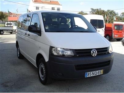 Volkswagen Transporter 2.0 TDi 102 Net Extra AC (102cv) (4p)