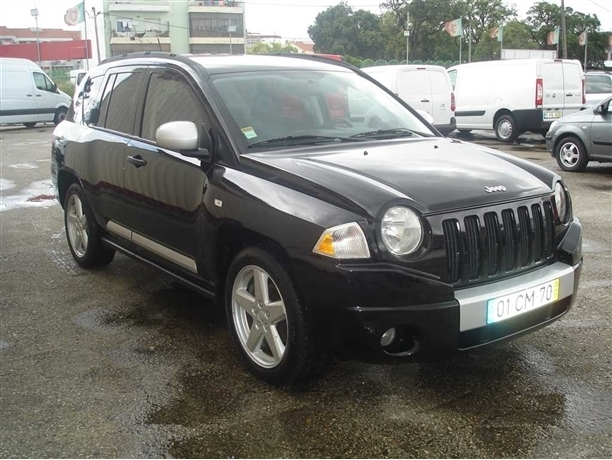 Jeep Compass 2.0 CRD Limited (140cv) (5p)