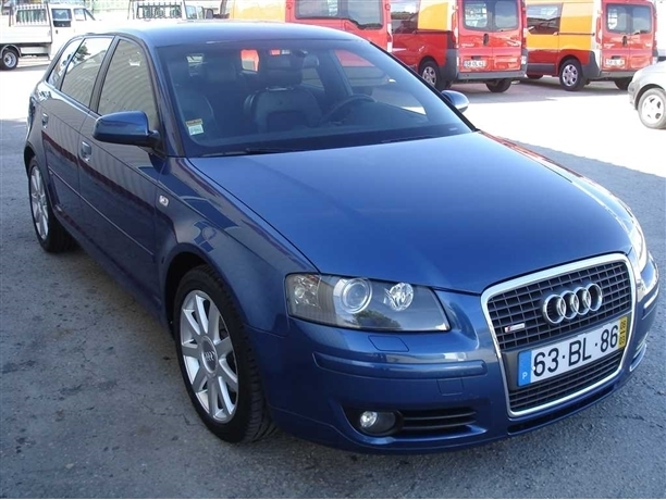 Audi A3 Sportback 2.0 TDi S-line (140cv) (5p)