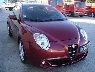 Alfa Romeo MiTO 1.3 JTD Distinctive (95cv) (3p)