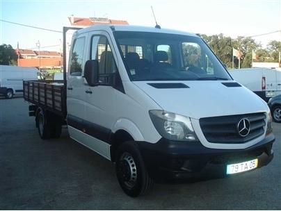 Mercedes-Benz Sprinter 516 CDI/4D (163cv) (4p)
