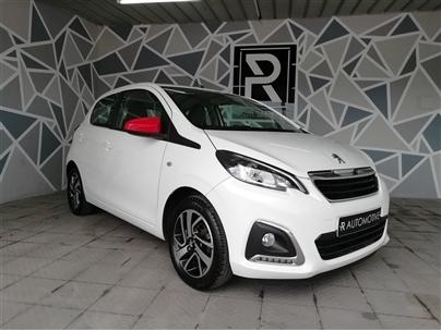 Peugeot 108 1.0 VTi Style (69cv) (5p)