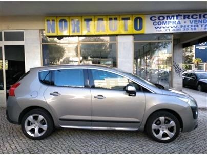 Peugeot 3008 1.6 HDi Sport (110cv) (5p)