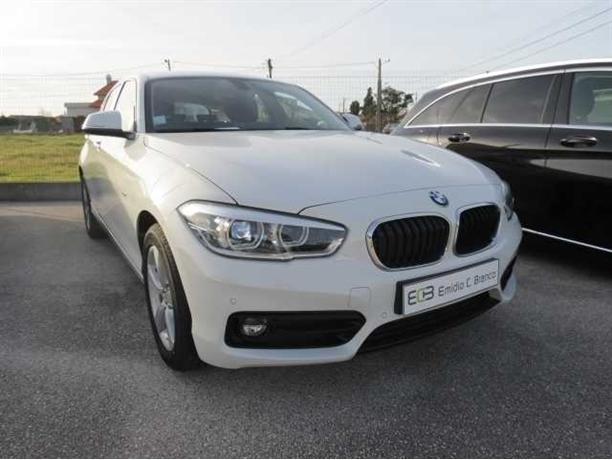 BMW Série 1 116 D SPORT