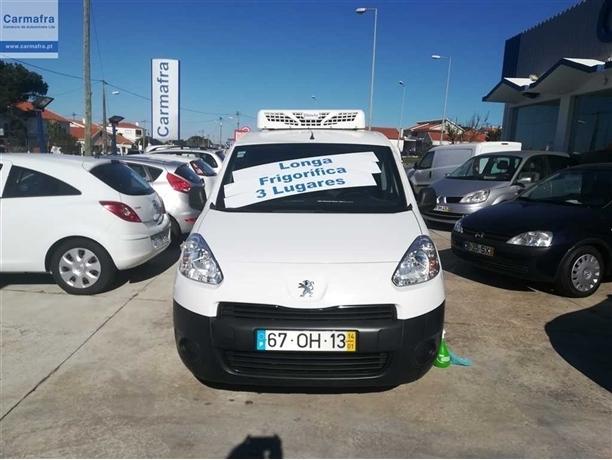 Peugeot Partner 1.6 L2 Congelação