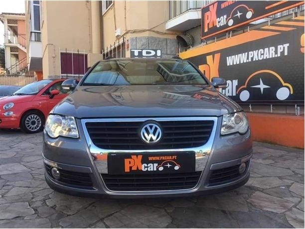 Volkswagen Passat Variante 2.0 TDI Confortline (140cv)