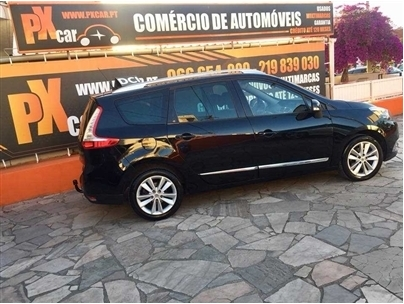 Renault Grand Scénic 1.6 DCI 130cv Bose Edition Full Extras ( 7 Lugares )