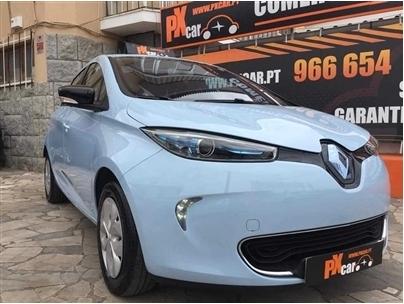 Renault ZOE Life ( 88cv ) ( 5 p ) ( GPS )