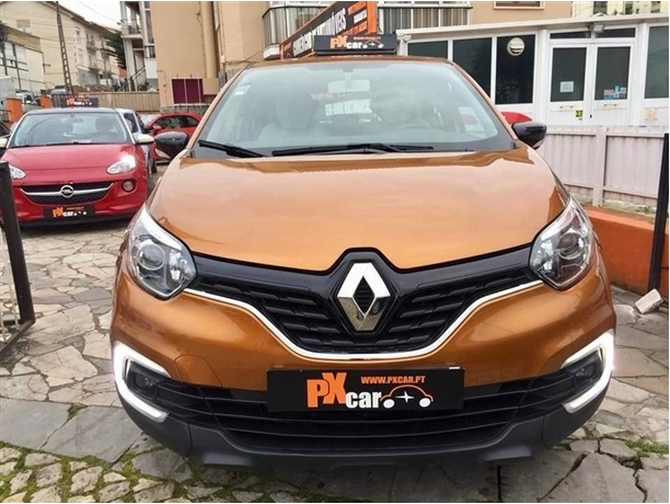 Renault Captur 0.9 TCe 90 Energy Zen( 5p) S/S (5Lug)