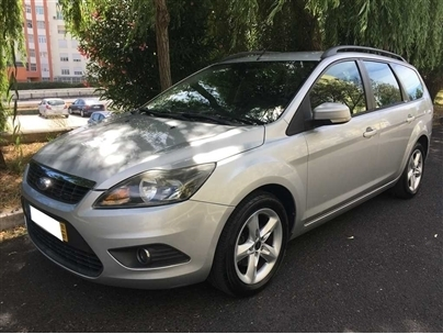 Ford Focus Station 1.4 16V Trend (80cv) (5p)