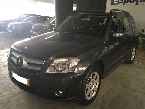 Mercedes-Benz Classe GLK 250 CDi 4-Matic BE 159g (204cv) (5p)
