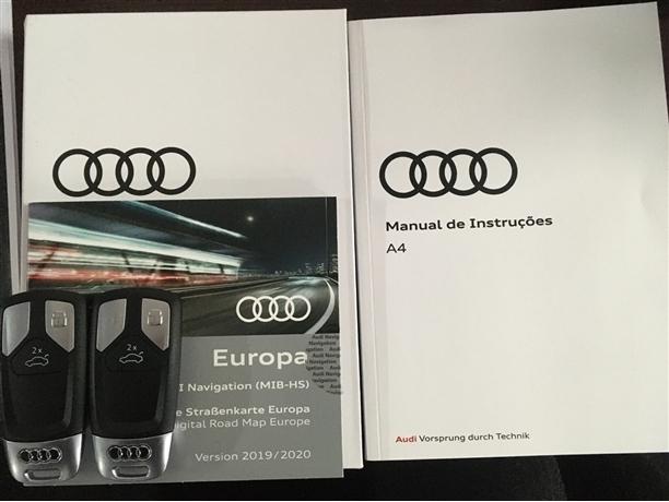 Audi A4 35 TDI S-Tronic Advanced