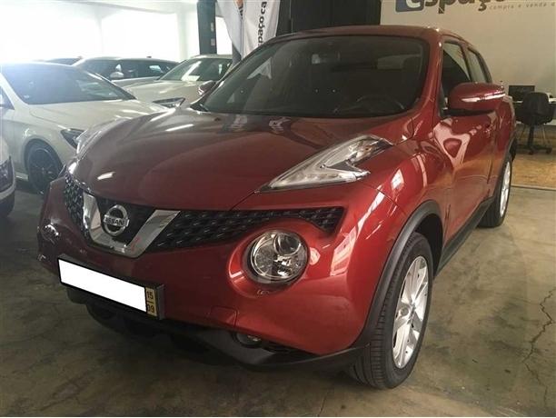 Nissan Juke 1.5 dCi Tekna Sport (110cv) (5p)