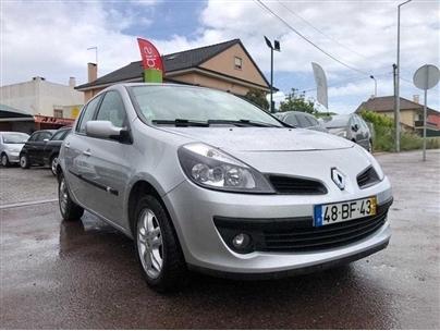 Renault Clio 1.2 16V Confort Privilège (75cv) (5p)