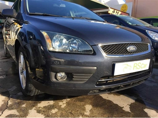 Ford Focus 1.6 TDCi Connection (109cv) (5p)