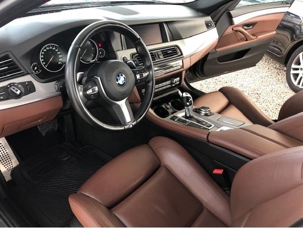 BMW Série 5 520 d Pack M Auto (190cv) (4p)