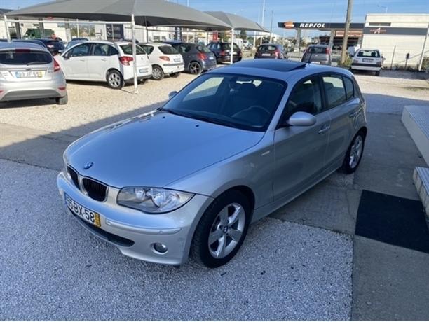 BMW Série 1 120 d Sport (163cv) (5p)