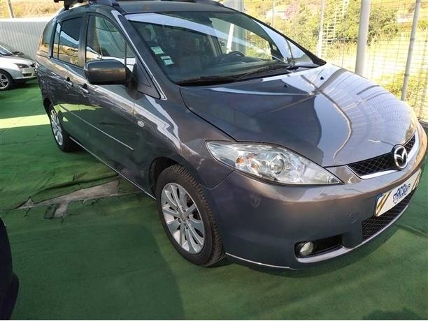 Mazda 5 MZR-CD 2.0 Comfort (143cv) (5p)
