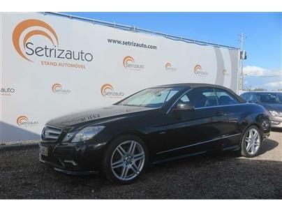 Mercedes-Benz Classe E 250 CDi Avantgarde BlueEf. (204cv) (2p)