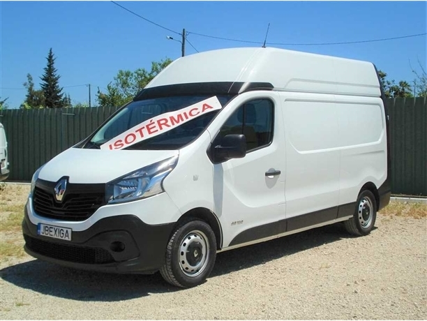 Renault Trafic 1.6DCi-120cv L2H2 ISOTÉRMICO