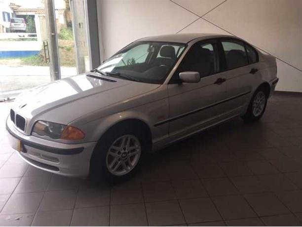 BMW Série 3 320d 2.0 (136cv) VENDIDO