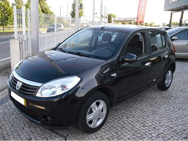 Dacia Sandero 1.5 dCi Confort (75cv) (5p)