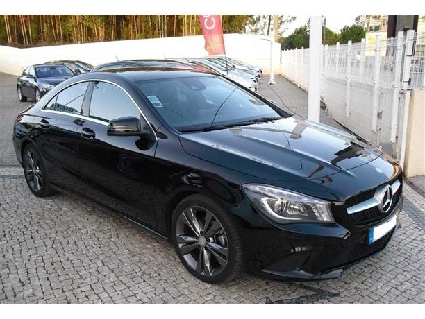 Mercedes-Benz Classe CLA 200 CDi (136cv) (4p)