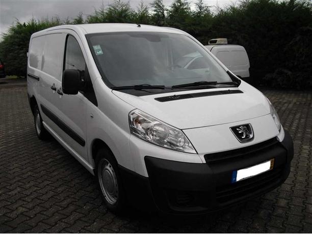 Peugeot Expert 2.0 HDi 227 L1H1 (120cv) (5p)