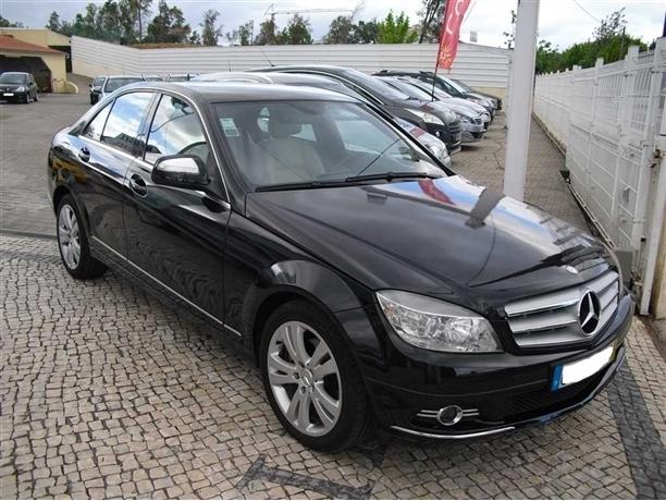 Mercedes-Benz Classe C 220 CDi Avantgarde (170cv) (4p)