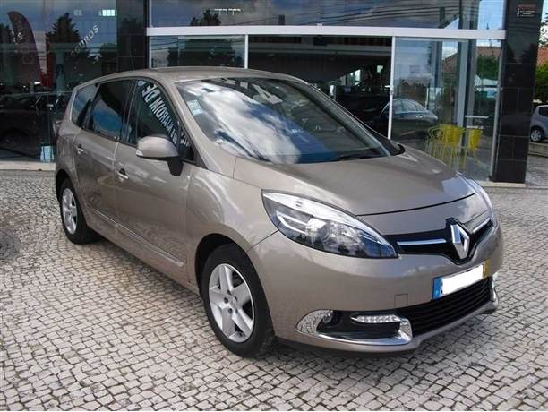 Renault Scénic Grand Scenic Dinamic