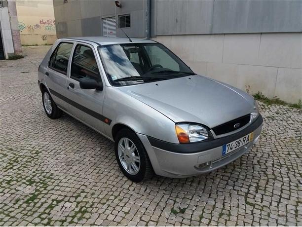 Ford Fiesta 1.25 Techno (75cv) (5p)