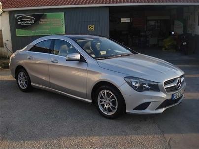 Mercedes-Benz Classe CLA 180 CDi (109cv) (4p)