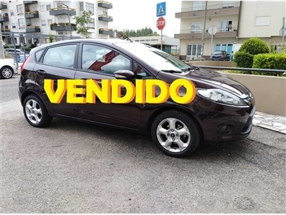 Ford Fiesta 1.25 Trend (82cv) (5p)