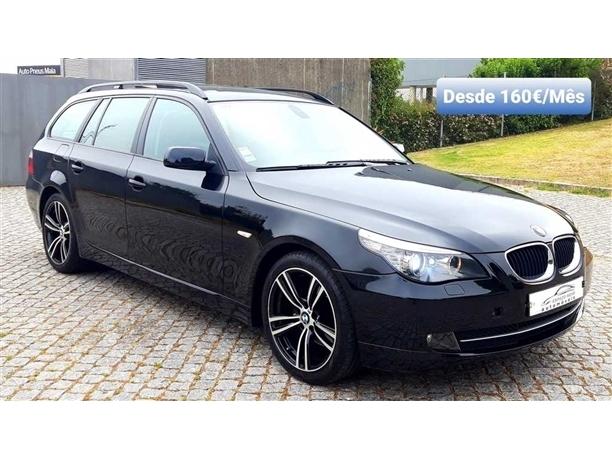 BMW Série 5 520 d Touring (177cv) (5p)