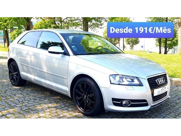 Audi A3 1.6 TDI Sport S-tronic (105cv) (3p)