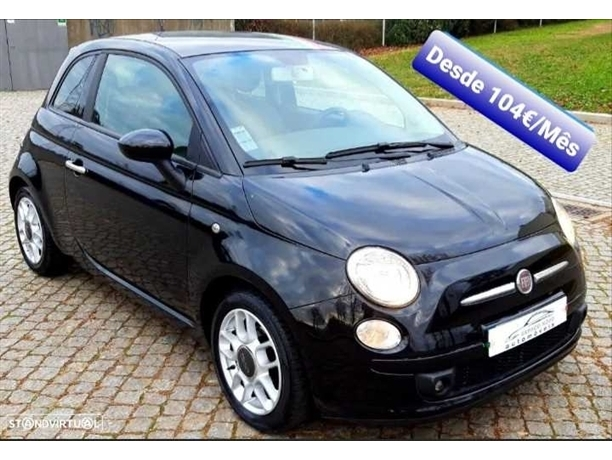 Fiat 500 1.2 Pop (69cv) (3p)