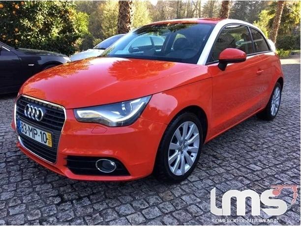 Audi A1 1.6 TDI Sport (90cv) (3p)