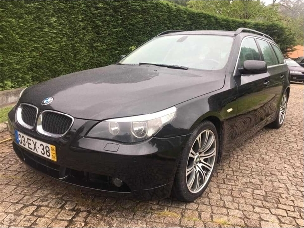 BMW Série 5 525 d Touring (177cv) (5p)