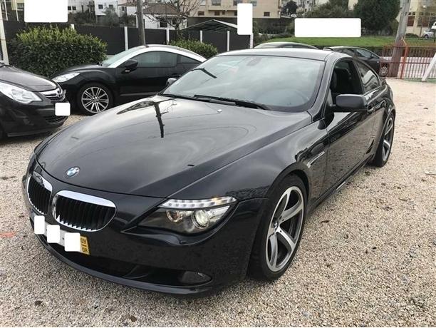 BMW Série 6 635 d (286cv) (2p)