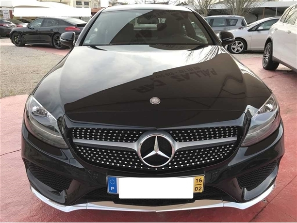 Mercedes-Benz Classe C 220 CDi BE (170cv) (3p)