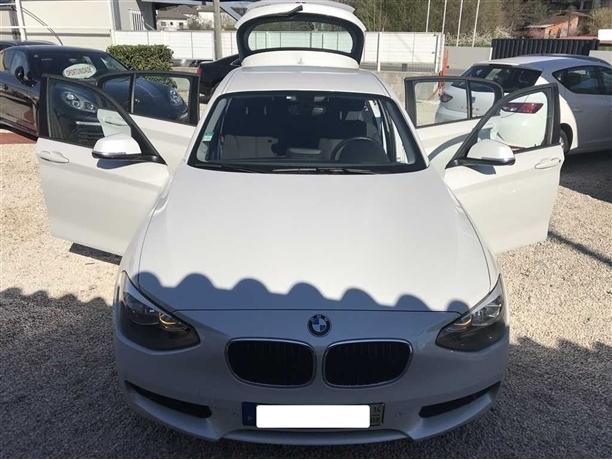 BMW Série 1 120 d (183cv) (5p)