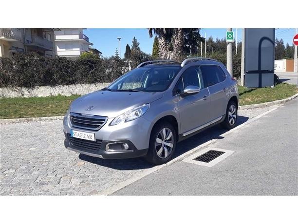 Peugeot 2008 Allure 1.6 e-HDI 92 FAP (92cv) (5p)