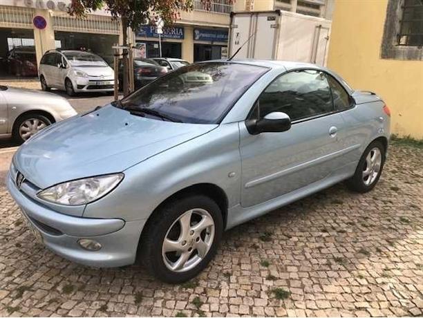 Peugeot 206 CC 1.6 (109cv) (2p)